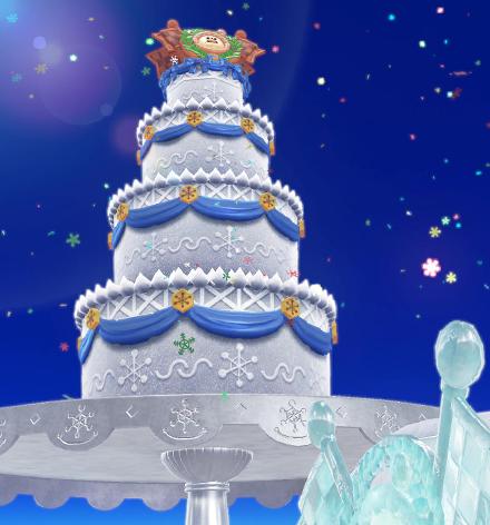 Mario e a deliciosa evolução de seus bolos 30
