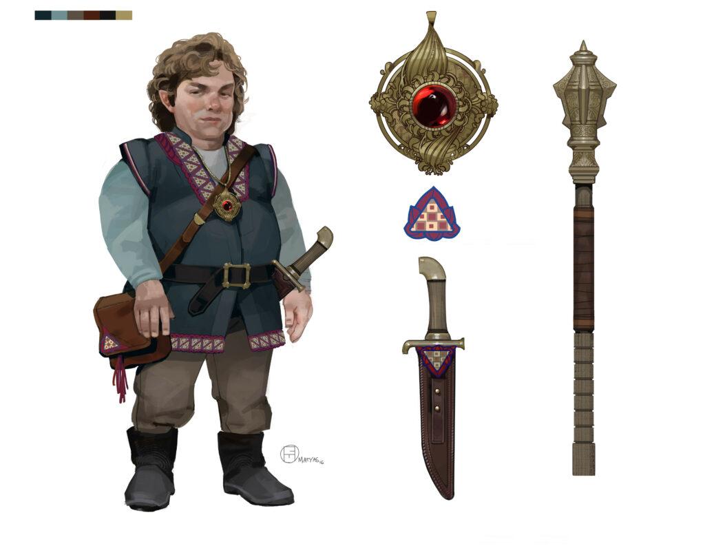 Dungeons & Dragons: Conheça os Vingadores 19
