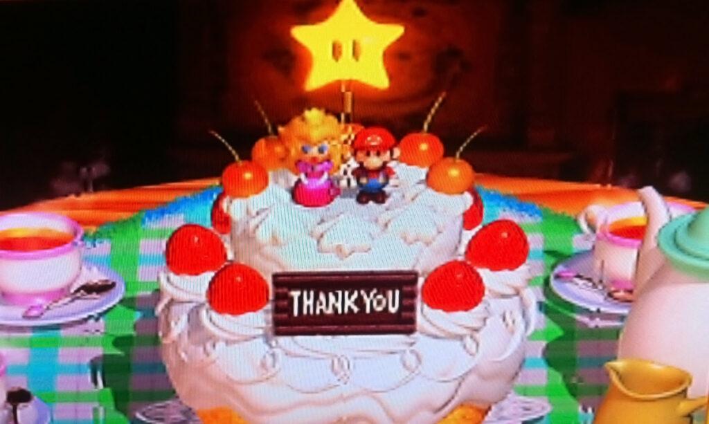 Mario e a deliciosa evolução de seus bolos 26