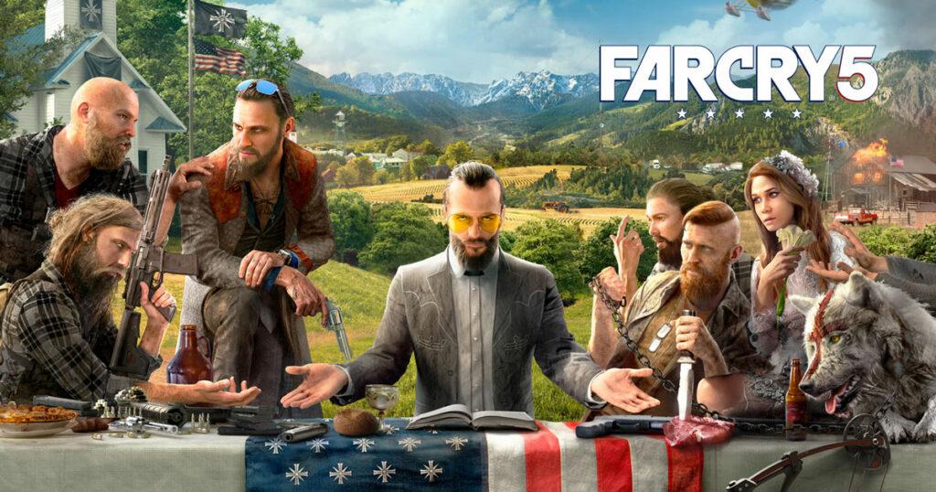 A Evolução de 'Far Cry': 21