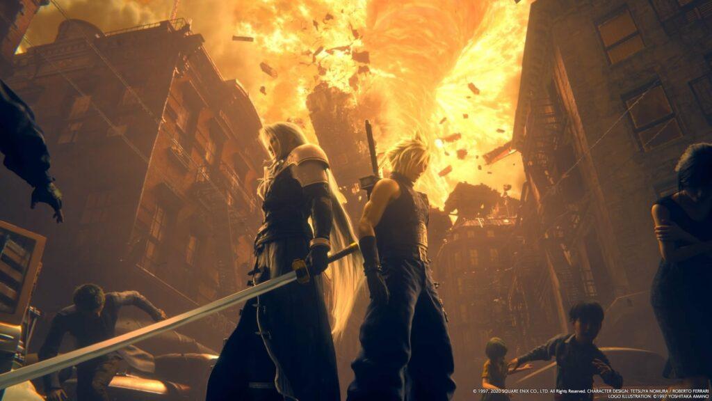 'Final Fantasy VII': História da Origem 31