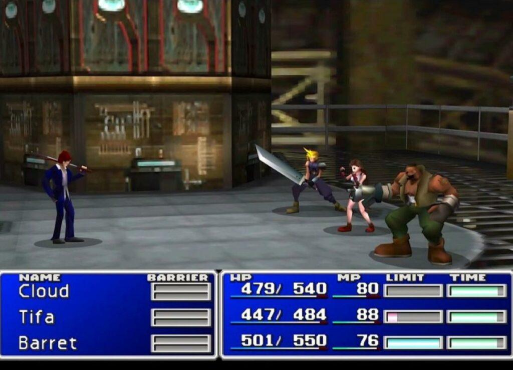 'Final Fantasy VII': História da Origem 26