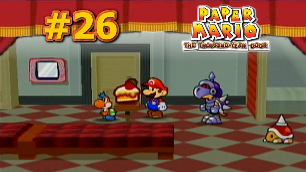Mario e a deliciosa evolução de seus bolos 32