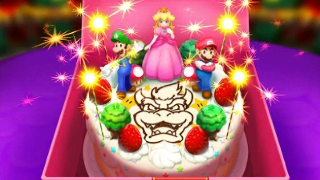 Mario e a deliciosa evolução de seus bolos 33