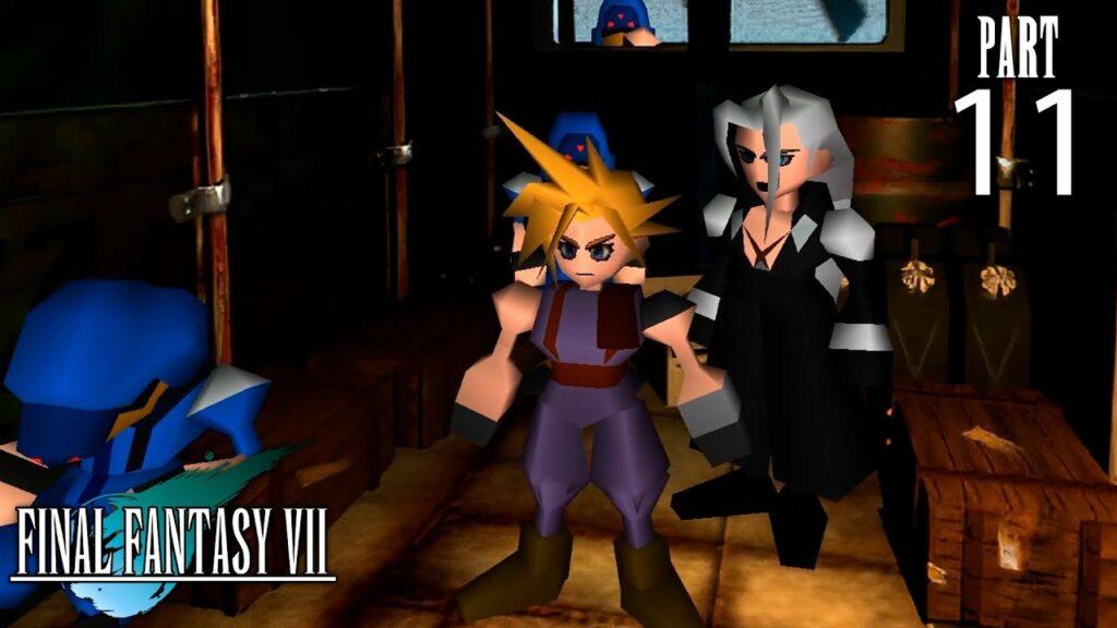 'Final Fantasy VII': História da Origem 25
