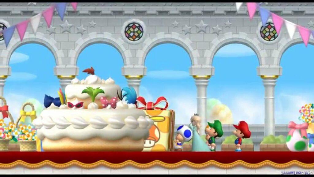 Mario e a deliciosa evolução de seus bolos 29