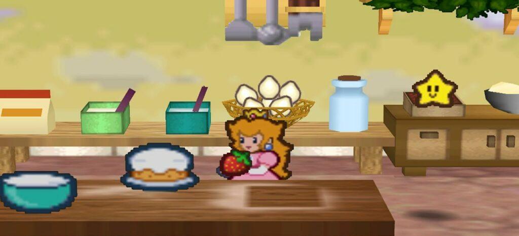 Mario e a deliciosa evolução de seus bolos 31