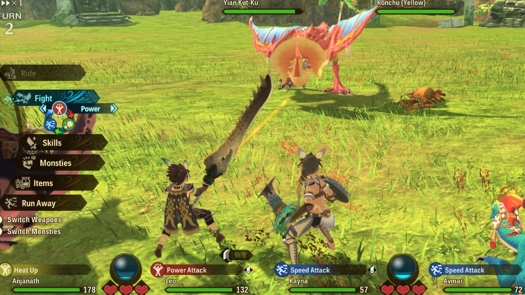 Monster Hunter Stories 2: Wings of Ruin 13