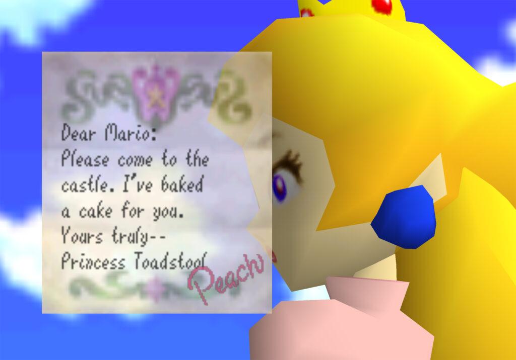 Mario e a deliciosa evolução de seus bolos 34