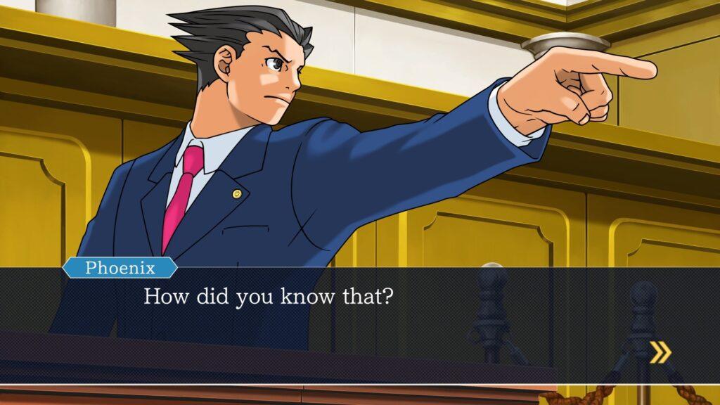 Ace Attorney: História de Origem 16