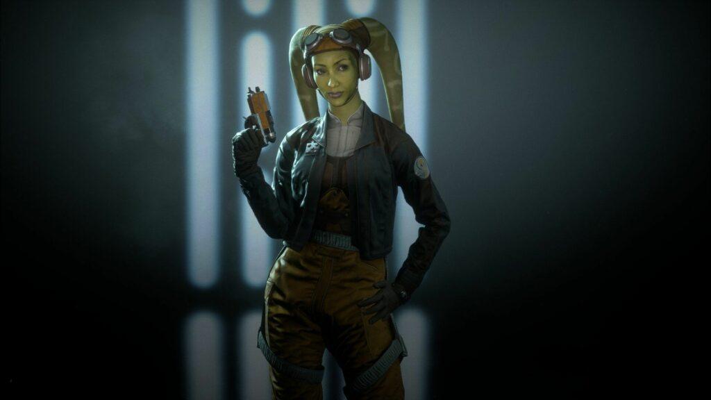 Hera Syndulla preenche a lacuna entre 'The Bad Batch' e 'Star Wars Rebels': 13