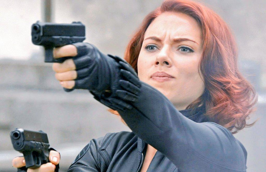 Natasha Romanoff: Evolução de um espião 32