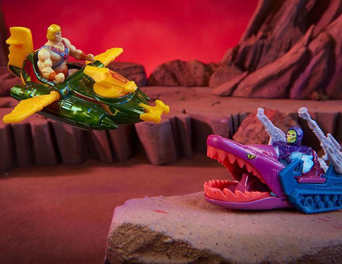 Masters Of The Universe ganha um trio de lançamentos de brinquedos exclusivos da Comic-Con 34