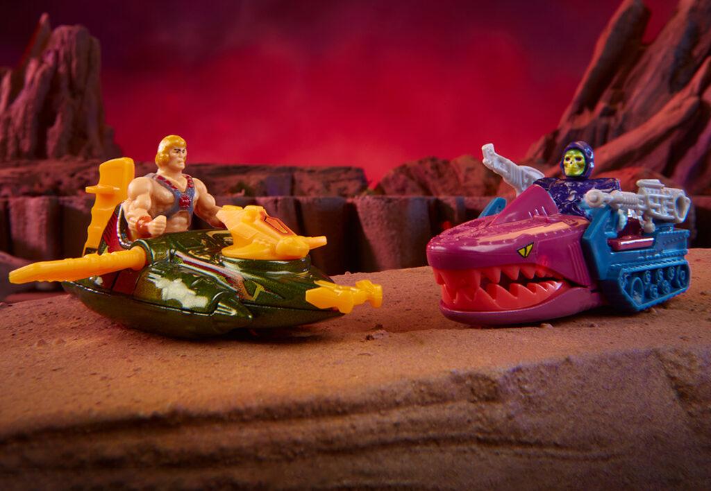 Masters Of The Universe ganha um trio de lançamentos de brinquedos exclusivos da Comic-Con 26