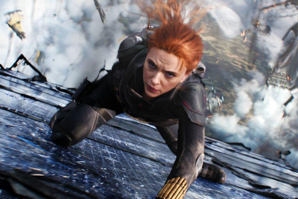 'Black Widow' mostrando um lado sombrio do MCU 17