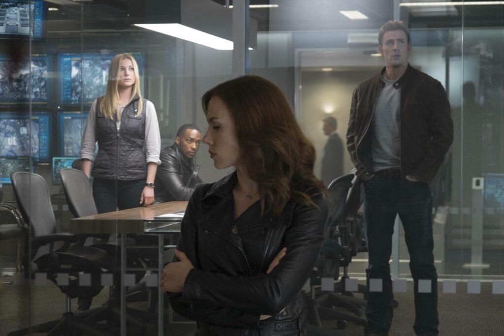 Natasha Romanoff: Evolução de um espião 39