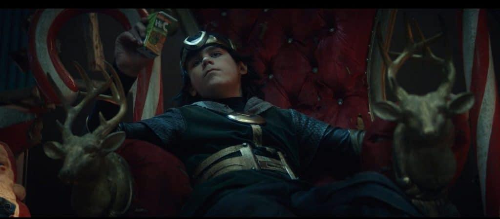 'Loki' e a projeção de aparência 21