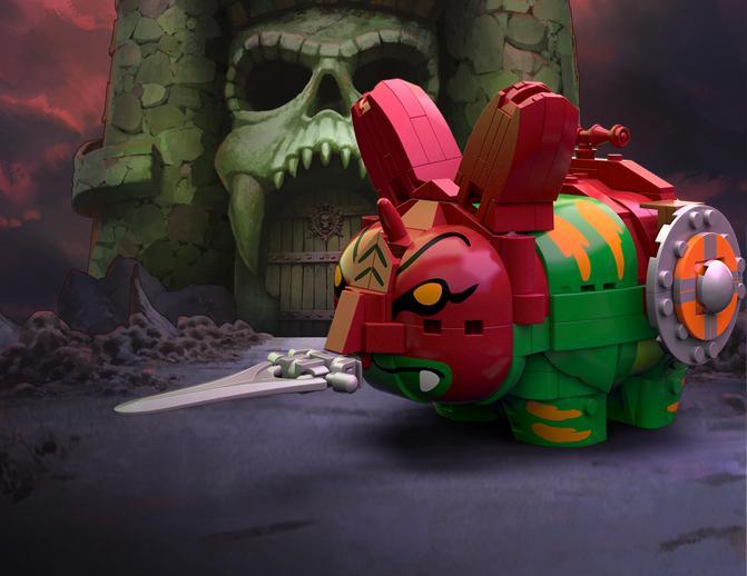 Masters Of The Universe ganha um trio de lançamentos de brinquedos exclusivos da Comic-Con 31