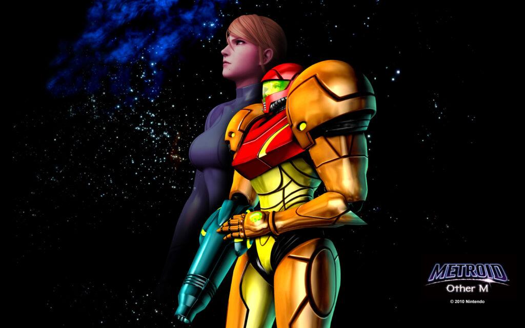 'Metroid': A evolução 21