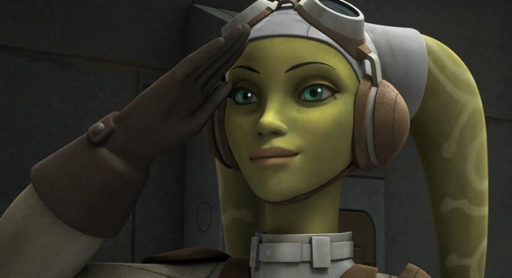 Hera Syndulla preenche a lacuna entre 'The Bad Batch' e 'Star Wars Rebels': 10