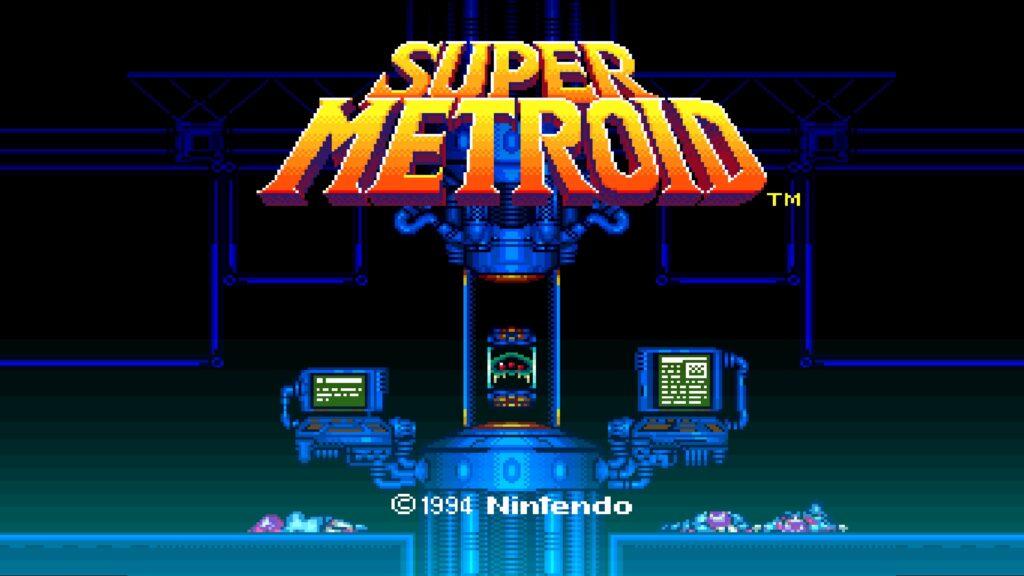 'Metroid': A evolução 18