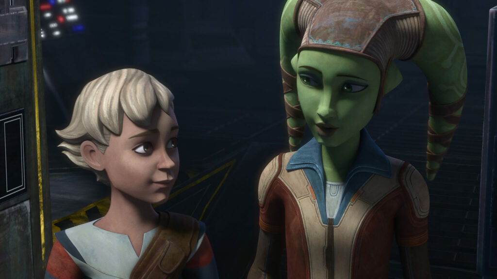 Hera Syndulla preenche a lacuna entre 'The Bad Batch' e 'Star Wars Rebels': 11