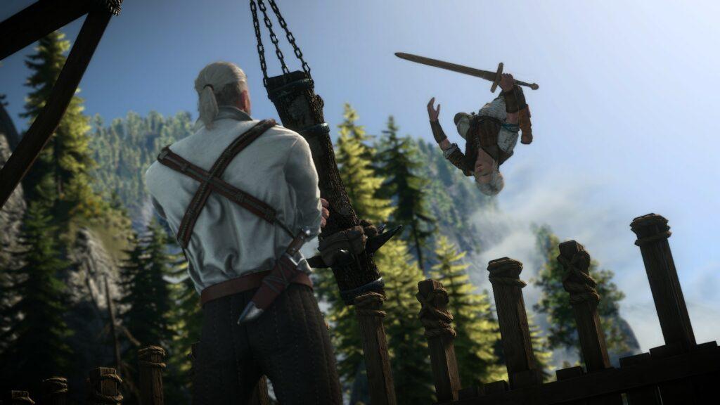 Geralt: quanto um bruxo pode realmente beber [The Witcher 3]? 2