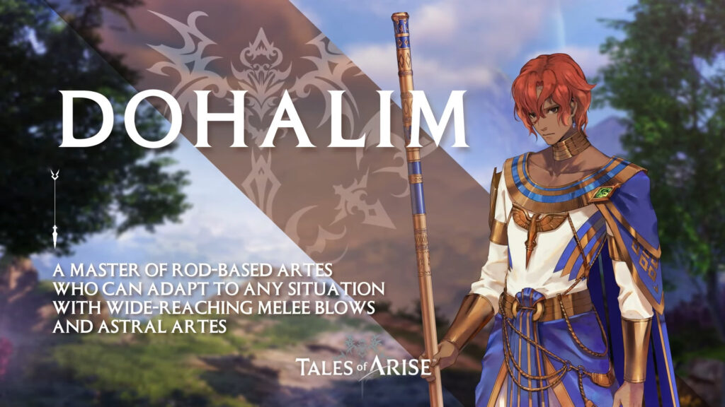 'Tales of Arise': Os personagens (9/set/2021) 23