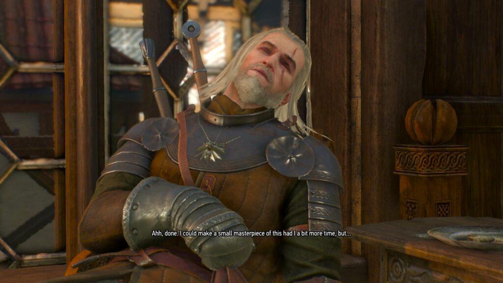 Geralt: quanto um bruxo pode realmente beber [The Witcher 3]? 4