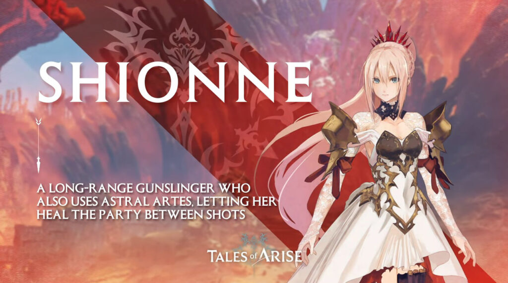 'Tales of Arise': Os personagens (9/set/2021) 19