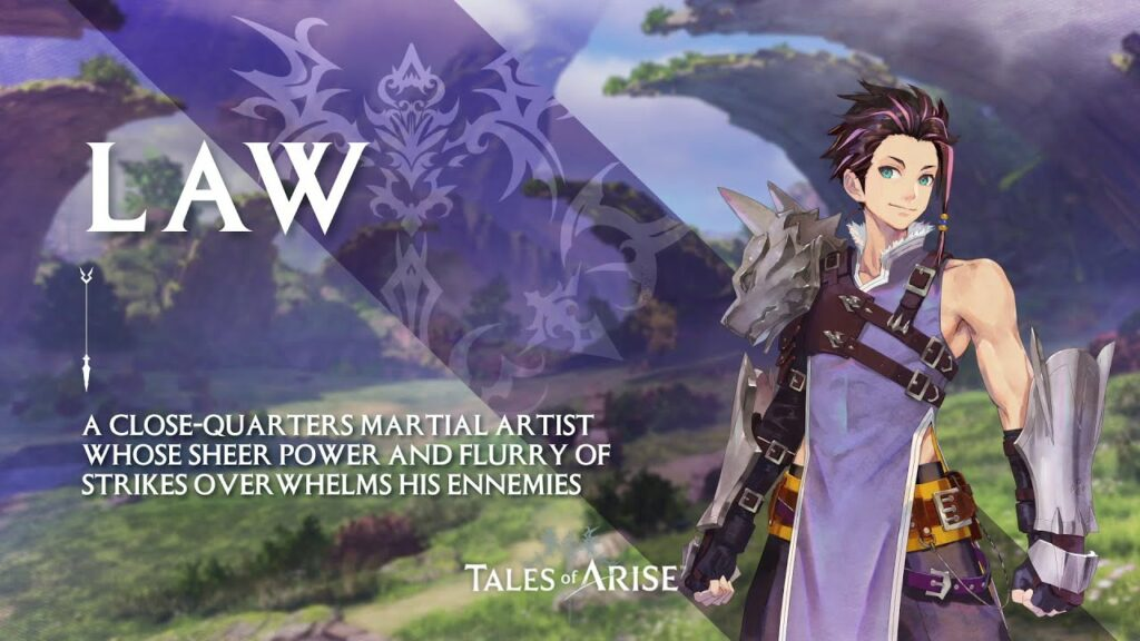 'Tales of Arise': Os personagens (9/set/2021) 21
