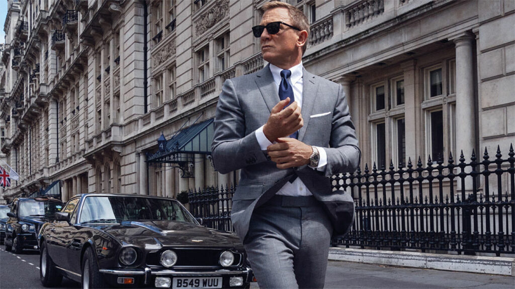 Quanto James Bond gastaria com despesas? 17