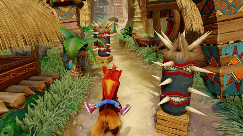 Crash Bandicoot: Os 5 níveis mais difíceis de colisão 13