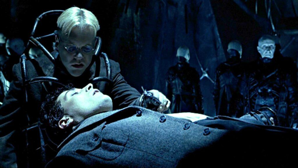 'The Matrix': Por que nunca tivemos uma sequência, precursor de 'Dark City (1998)' 8