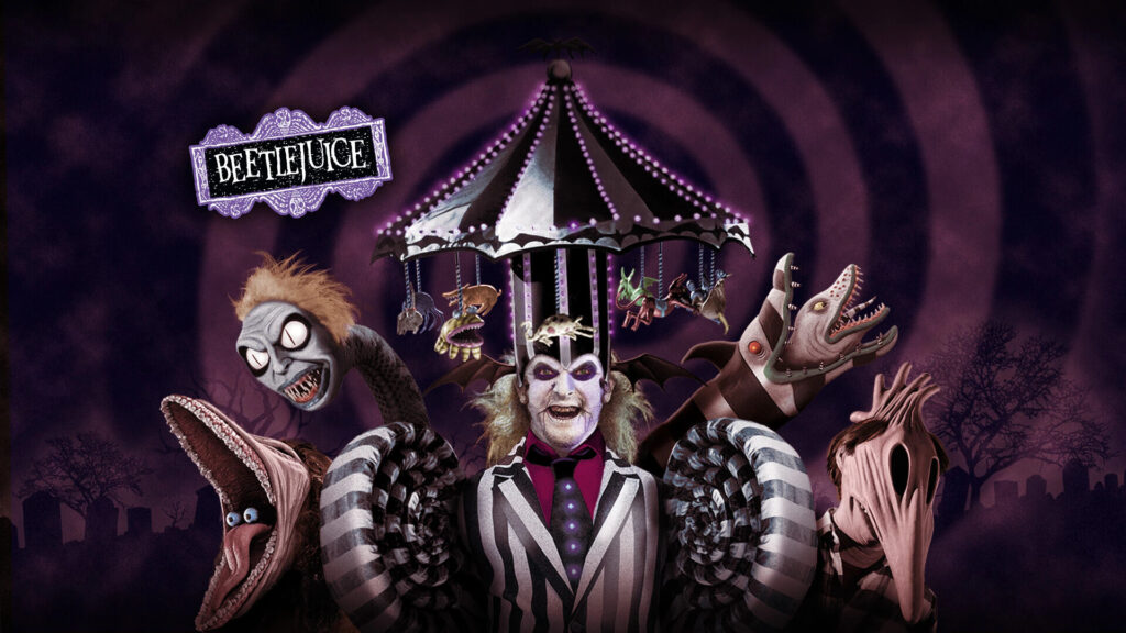 Halloween: Comemorando 30 anos de noites de terror com Leatherface e Beetlejuice 31