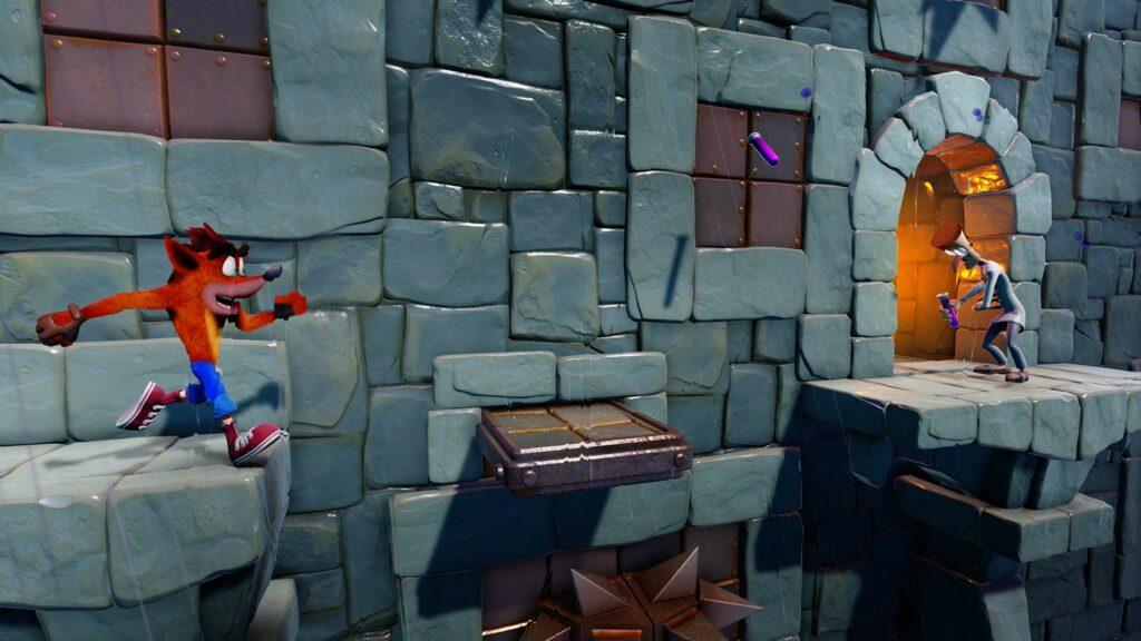 Crash Bandicoot: Os 5 níveis mais difíceis de colisão 16