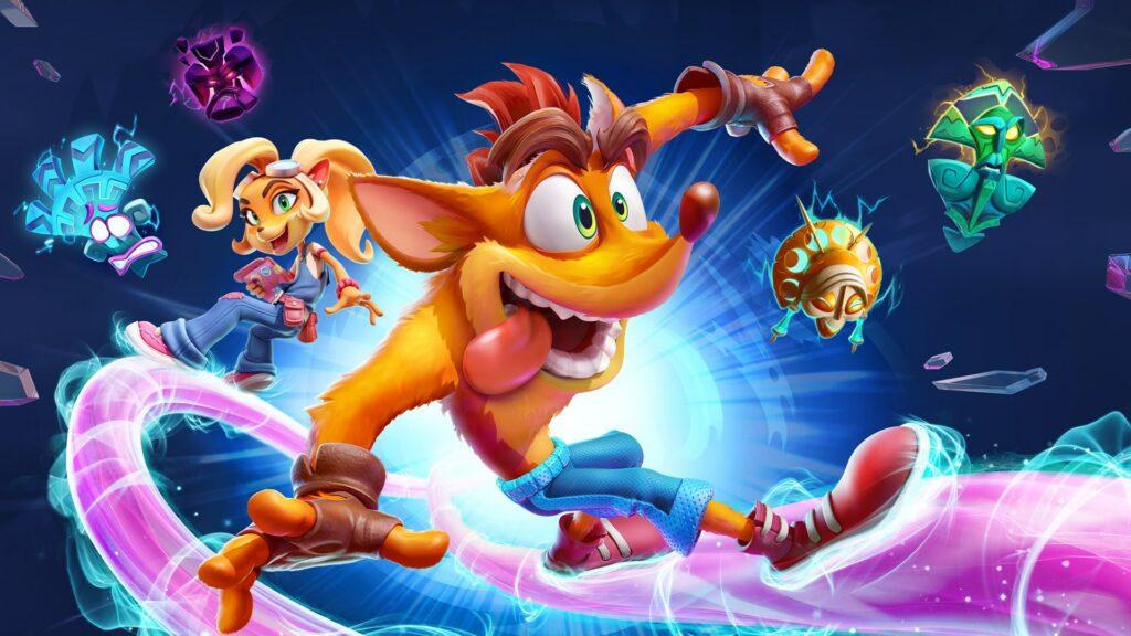 Crash Bandicoot: A estranha e maravilhosa história 10