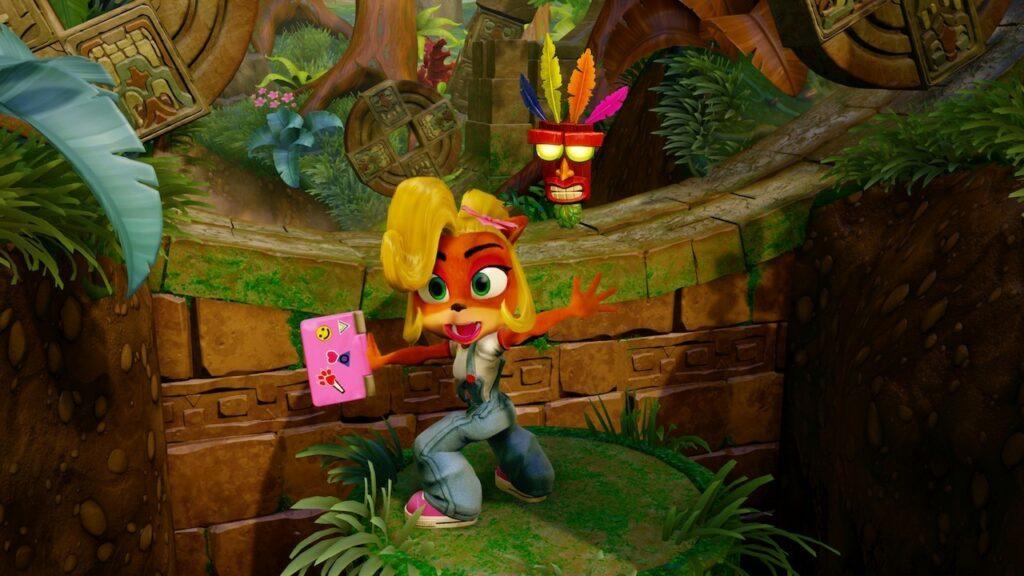 Crash Bandicoot: A estranha e maravilhosa história 8