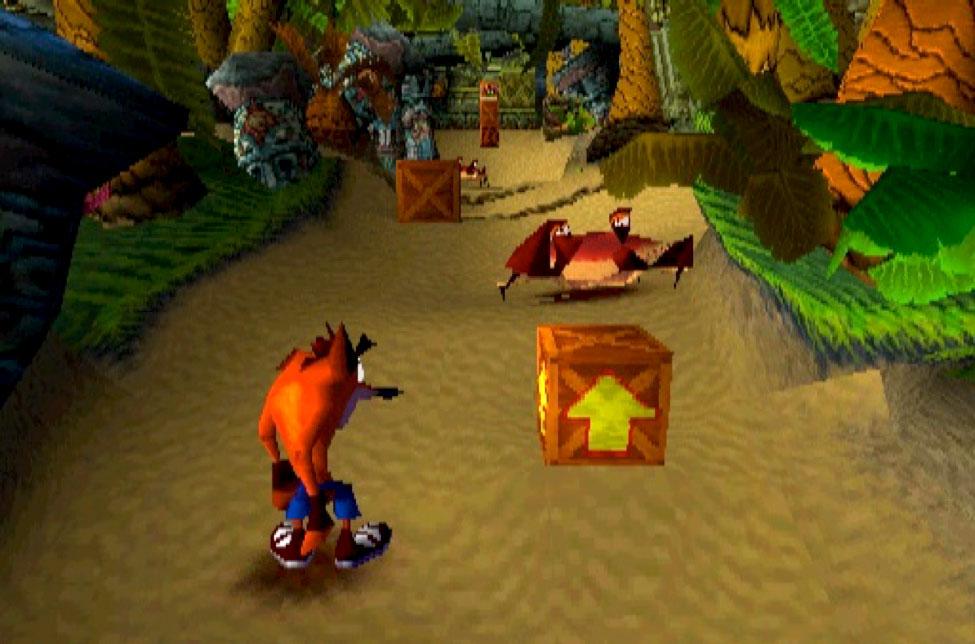 Crash Bandicoot: A estranha e maravilhosa história 4