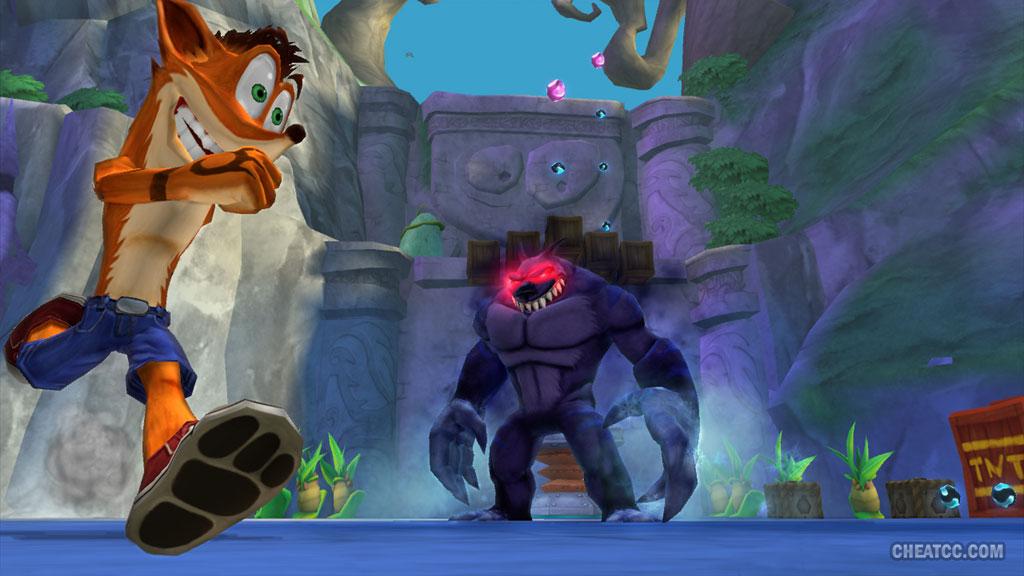 Crash Bandicoot: A estranha e maravilhosa história 9